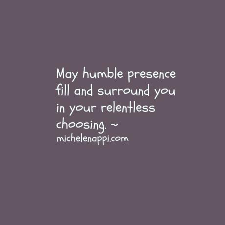 mayhumblepresence