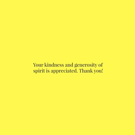 yourkindness