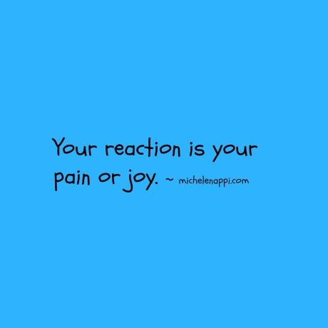 youreactionis